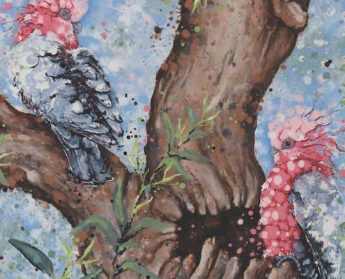 Kristy-Ann Duffy, Propagation of Wild Rose.